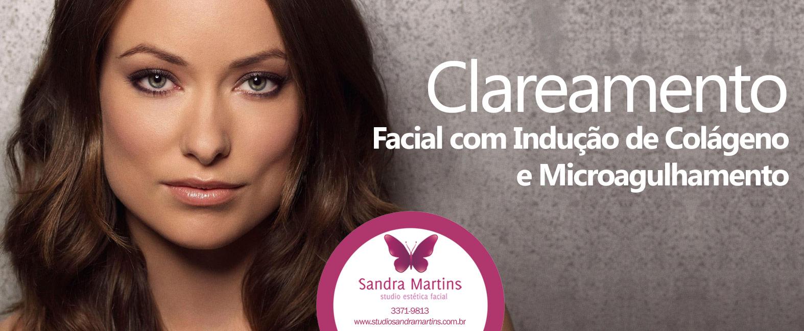 Clareamento Facial com Indução Máxima de Colágeno para Microagulhamento. Qualidade e segurança com o uso de produtos estéreis para o máximo clareamento facial cutâneo