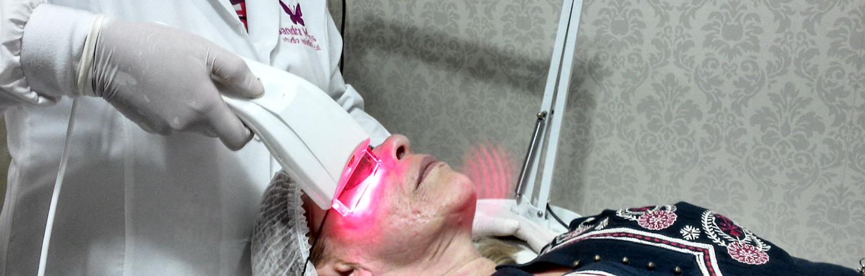 Invista em sua beleza e devolva sua autoestima com Laserterapia!