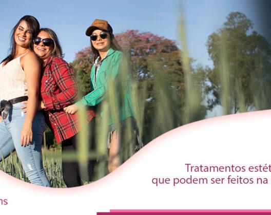 Agora é oficial o frio foi embora e o calor e a seca reina em Brasilia, confira alguns cuidados da pele e tratamentos anti acne, para pequenas manchas e cicatrizes do Studio Sandra Martins.