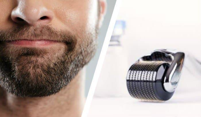 Microagulhamento a solução para barba falhada. Bom pessoal a alguma tempo o Microagulhamento, chamado também de Dermaroller, fez bastante sucesso entre as mulheres em tratamentos para pele e hoje também é uma solução para quem tem barba falhada!
