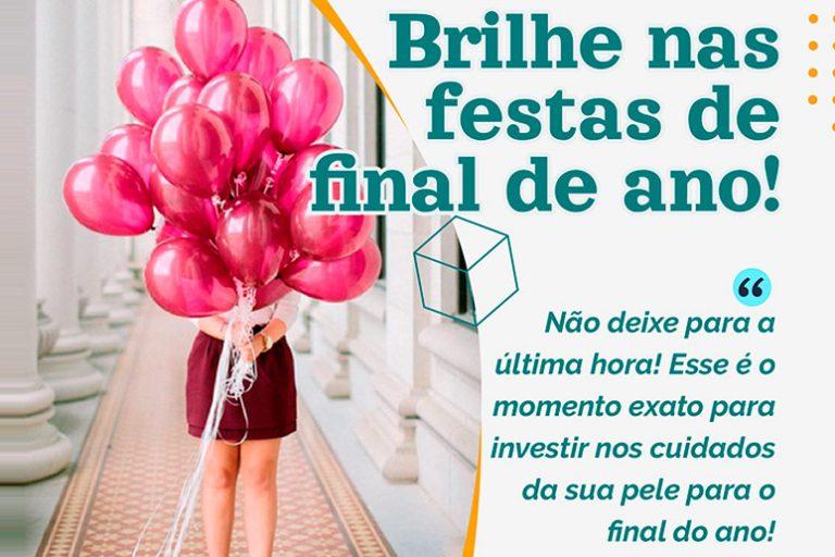 Confira nesse texto os principais tratamentos faciais para você fazer em Brasília para preparar sua pele para as festas de final de ano de 2021!