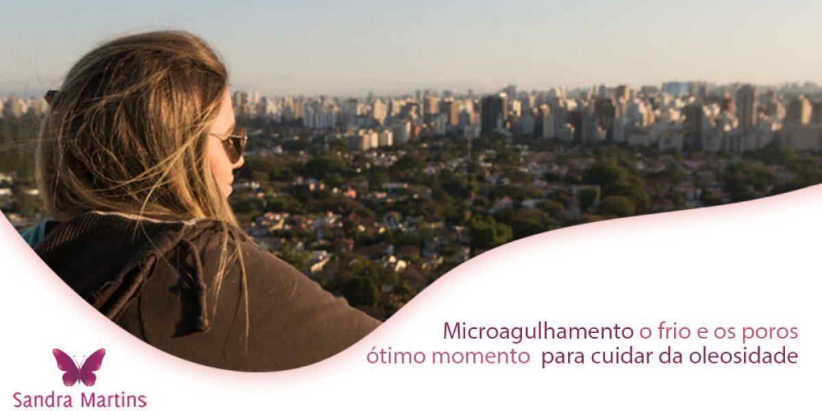 Na metade da estação do frio em Brasília o microagulhamento é o queridinho quando o assunto é tratar de poros dilatados e oleosidade
