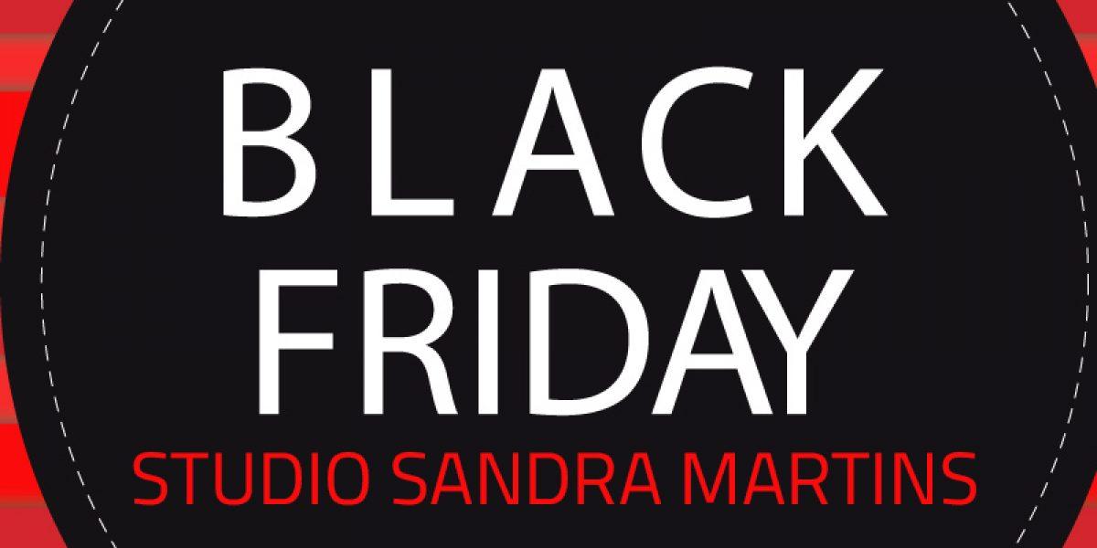 A BLACK FRIDAY do Studio Sandra Martins já começou! Estética facial de qualidade e com aquele mega desconto!
